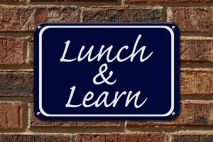 Lunch & Learn - Gene Solomon