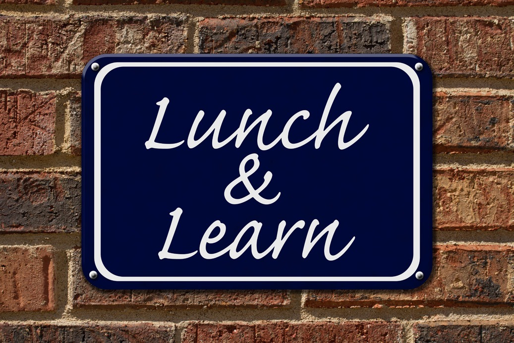 Lunch & Learn – Gene Solomon